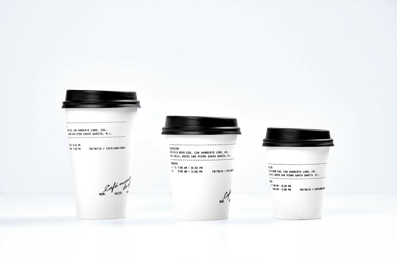 咖啡包装设计及餐饮vi设计图片