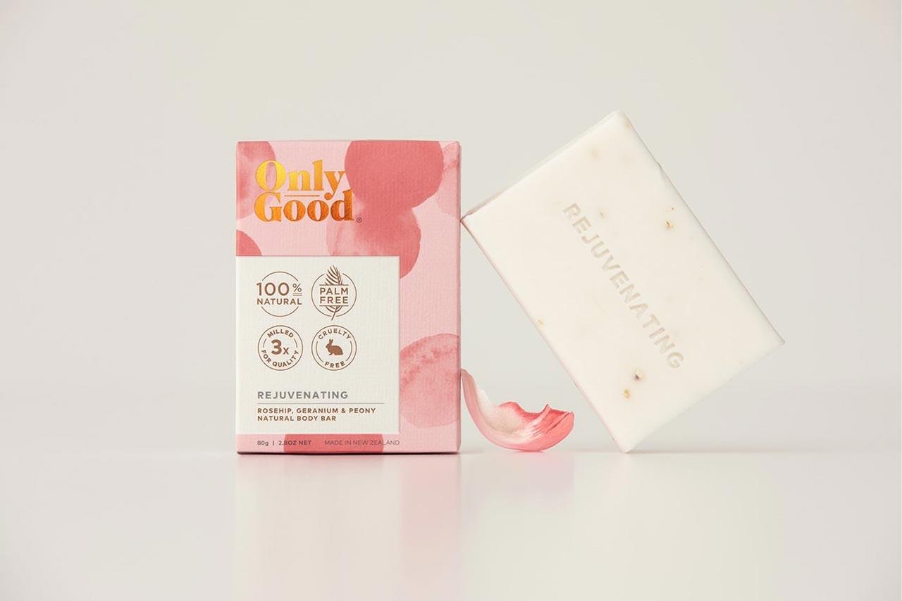 only good香皂包装设计及品牌vi设计欣赏