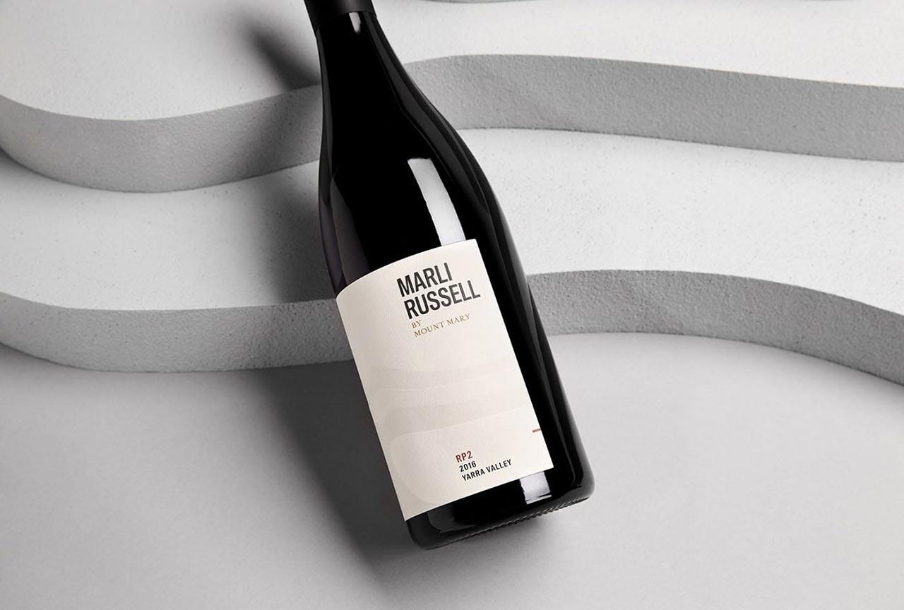 葡萄酒包装设计与品牌形象设计图片